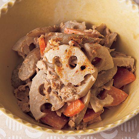 和風根菜ミックス | 牧野直子さんの料理レシピ | プロの簡単料理レシピはレタスクラブネット