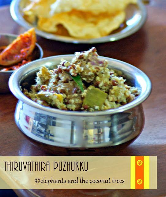 20 best cookingkeralaveg images on pinterest kerala cooking thiruvathira puzhukku kerala recipe forumfinder Image collections