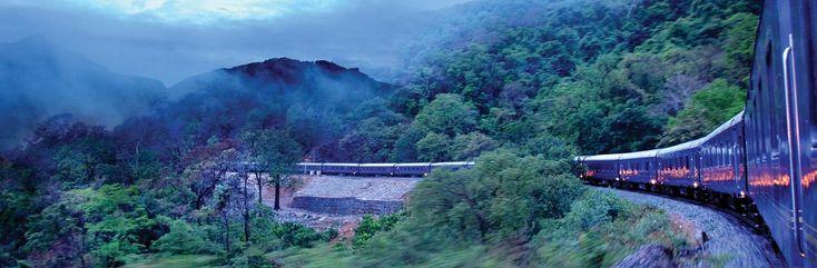 Deccan Odyssey--luxury train travel in India