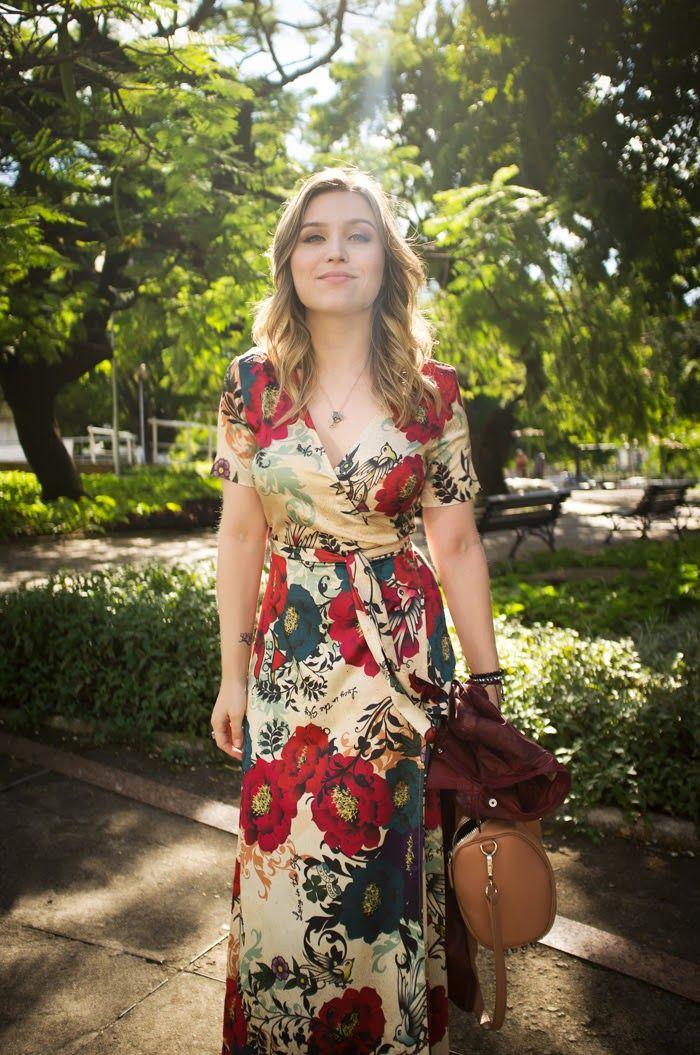 Look da Lu(cy): vestido longo e meus favoritos! » Chata de Galocha! | Lu Ferreira                                                                                                                                                     Mais