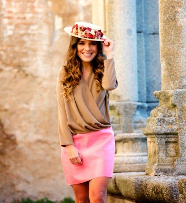 Invitadas elegantes y con... canotier! | AtodoConfetti - Blog de BODAS y FIESTAS llenas de confetti