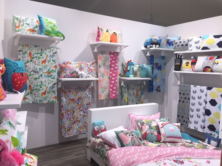 #kaskids on show at our Heimtex 2015 stand