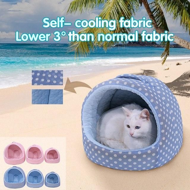 Dog Cat Bed For Summer Self Cooling Cool Dog Beds Dog House