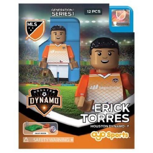Erick Torres Houston Dynamo Oyo Sports Minifigure NIB Major League Soccer MLS