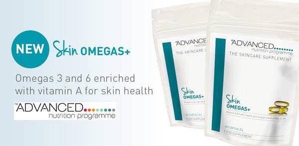 Skin omegas + #environ