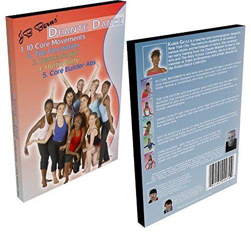 Urban Rebounder Deante Dance Workout DVD, Compilation 1