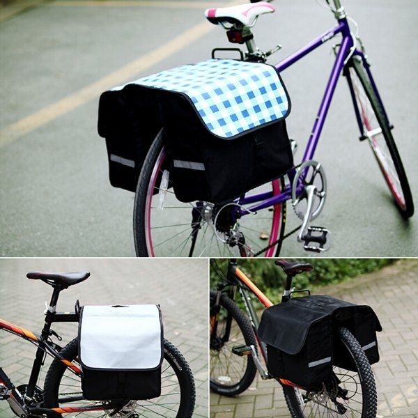 26.11$  Watch here - http://di76s.justgood.pw/go.php?t=190711401 - Roswheel 14031 28L Bicycle Rear Rack Bag Extra Strong Water Resistant Saddle Pack
