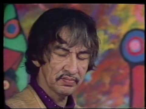Norval Morrisseau - Teachings of the Grand Shaman - 1981 - YouTube
