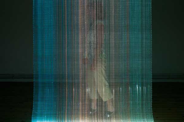 Astrid Krogh Rijswijk textiel biennale 2013