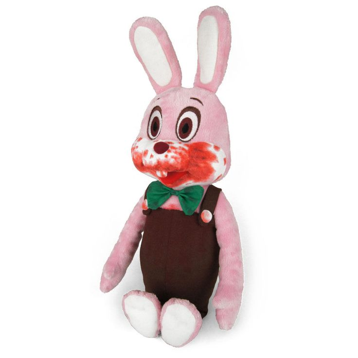 Silent Hill - Robbie The Rabbit Plush - 37Cm Tall