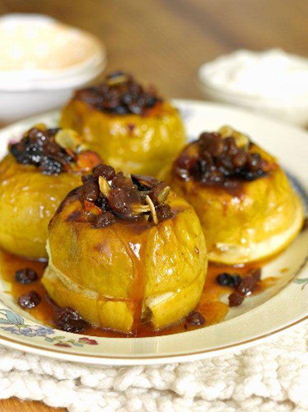 Weight Watchers baked apples recipe #WeightWatchers