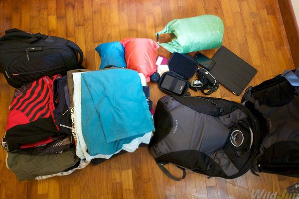 Gear Review: Long-term Travel with Osprey Backpacks