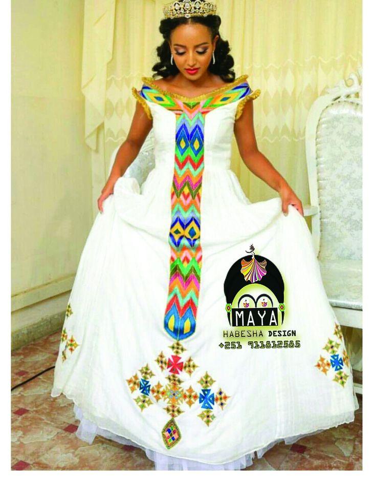 habesha weeding kemis ethiopian dress ethiopian traditional