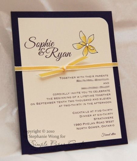 114 Best Images About Wedding Invitations On Pinterest