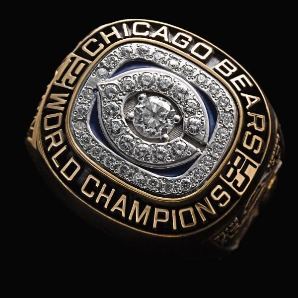 Chicago Bears - Super Bowl XX Champions