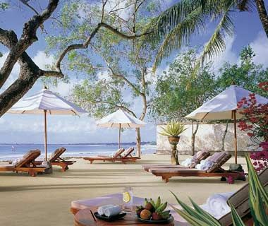 Bali, Indonesia Four Seasons Resort Bali at Jimbaran Bay Ocean-View One-Bedroom Villa: Spaces, Favorite Places, Four Seasons, Places I D, Beach, Travel