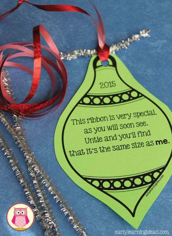 This parent gift is simple, inexpensive, and can be adapted for kids of all ages and abilities. Parents will love this keepsake ornament.
