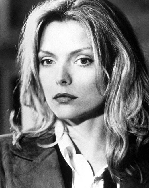 Michelle Pfeiffer As Laura Alden In The Movie Wolf