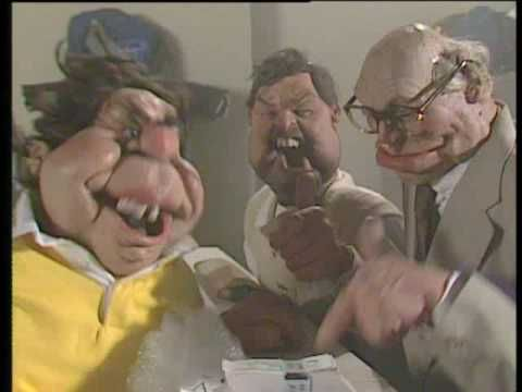 Spitting Image - Cricket Song