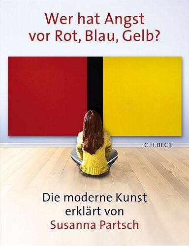 Susanna Partsch Susanna Partsch nimmt Jugendliche und Erwachsene mit auf eine Reise durch die Welt der modernen Kunst und erklärt, warum das erste abstrakte Bild entstand, was ein Ready made ist, warum die Farbkleckse von Jackson Pollock Kunst sind und wie der Zufall in Gerhard Richters Bilder kam.