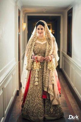 98 best Wedding Ideas images on Pinterest   Indian dresses, Bridal ...