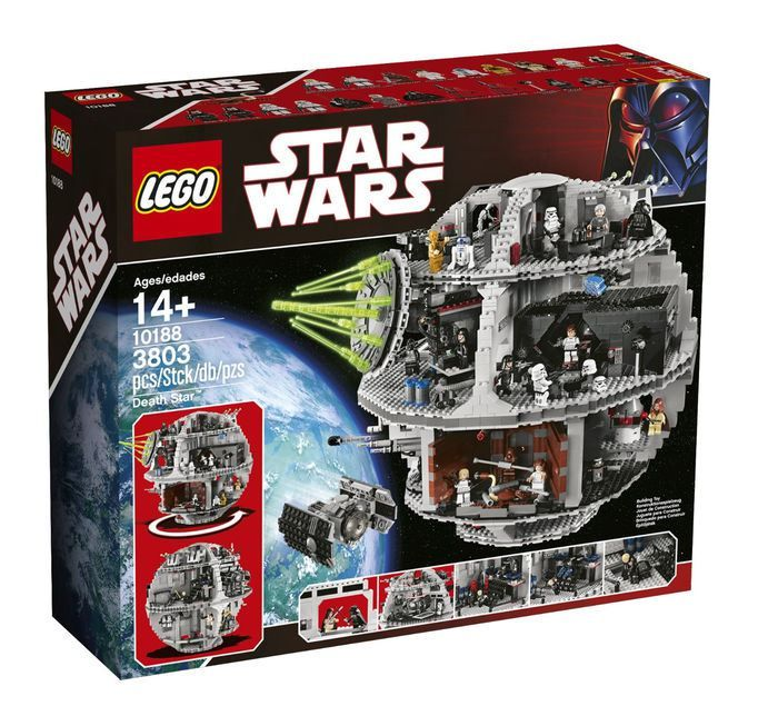 LEGO Star Wars - Death Star (10188)