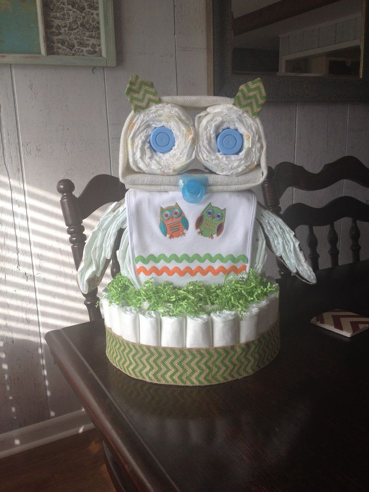 diaper cake instructions 25 best ideas about owl cakes on 3533