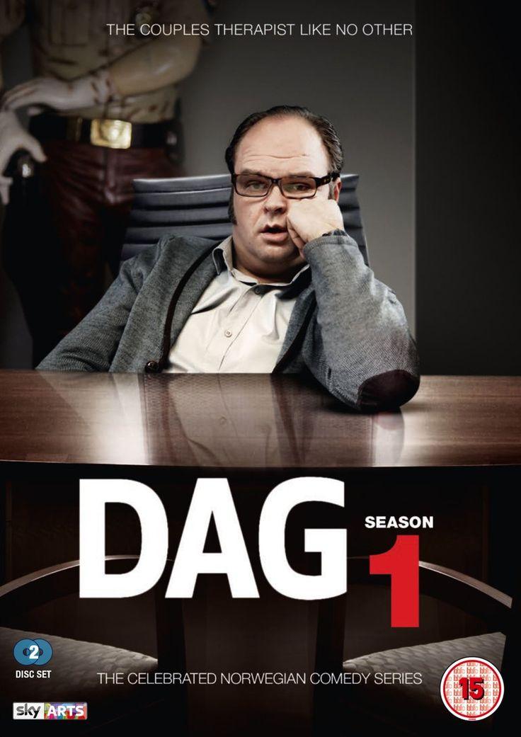 Dag Season 1 [DVD]: Amazon.co.uk: Atle Antonsen, Tuva Novotny, Anders Baasmo Christiansen, Øystein Karlsen: DVD & Blu-ray
