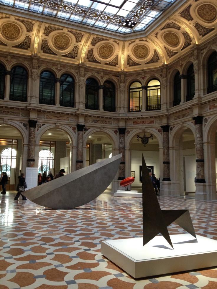 Gallerie d'Italia Piazza Scala | Milan Era la mia banca ......