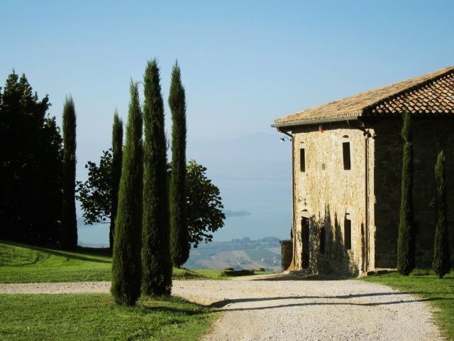 Bramasole Cortona Italy   Ferienhaus - Umbrien - Cortona - Casa Bramasole