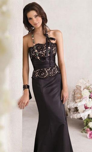 Moda Super Fashion: Vestidos de fiestas de noche muy elegantes