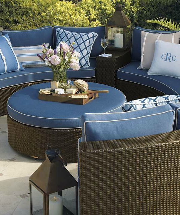 Pasadena modular outdoor collection the o 39 jays summer for Pasadena outdoor furniture