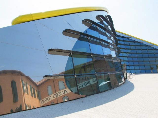 """The Casa Enzo Ferrari Museum  - """"A tour of the Motor Valley in style"""" by @Keith Savoie Jenkins"""