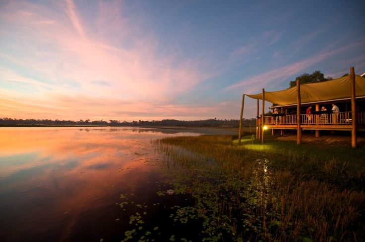 We know you all love #Glamping so here's a suggestion: Jabiru Safari Lodge in #Australia, 100% outback! Wildlife safaris, canoeing, bush walks, birdwatching, walking trails, stargazing & so much more in your personal African style safari tent! #travel