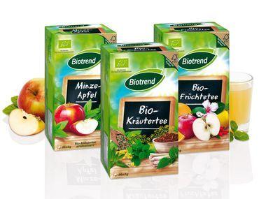 Biotrend Bio-Tee - Lidl Deutschland - lidl.de