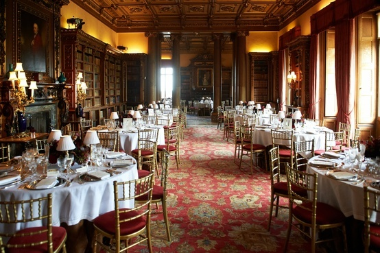 Downton Abbey Dining Room Downton Abbey A Favorite