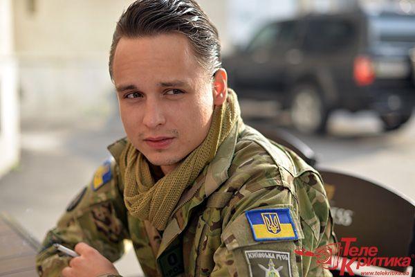 Кристиан Жереги: Теперь я украинский режиссер и очень горжусь этим   УКРИНФОРМ