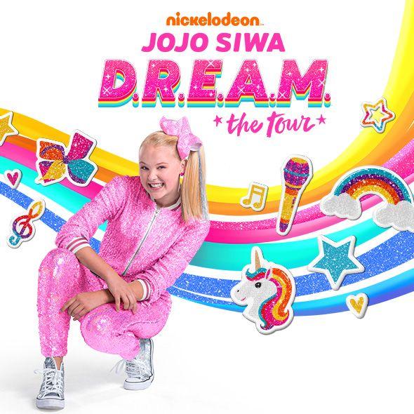 Jojo Siwa D R E A M The Tour In 2021 Jojo Siwa Jojo Jojo Siwa Bows