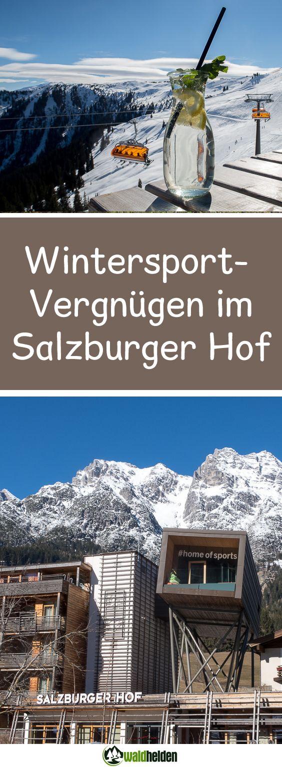 Eines der besten Sporthotels in den Alpen. Der Salzburger Hof in Leogang.
