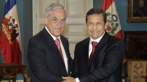 """Chile asegura que relaciones con Perú están en su """"mejor momento"""" #Gestion"""
