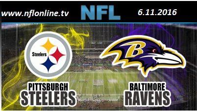 Pittsburgh vs Baltimore live