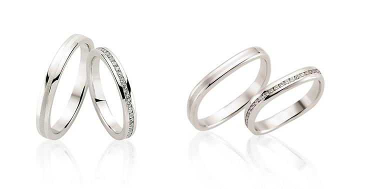 Verighetele Infinity sunt delicate si speciale. Au doar 3mm latime, cu cristale sau diamante montate de jur imprejur. Se regasesc in doua variante: rotunde si patrate.  Infinity rotund: http://goo.gl/QAy2Y   Infinity patrat: http://goo.gl/EzEEF