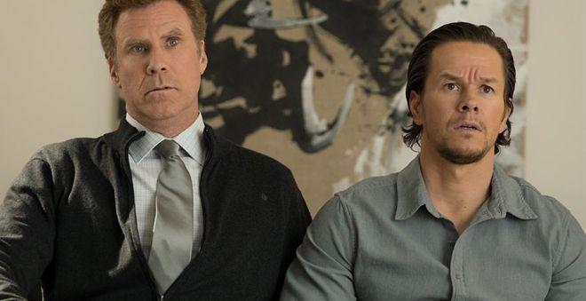 'Pai em Dose Dupla' (Daddy's Home), na trama, o executivo de uma rádio (Will Ferrell) começa um novo relacionamento e tenta ser o melhor padrasto.