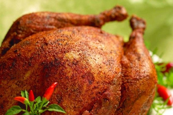 Spice up Thanksgiving With Popeyes Cajun Style Turkey -