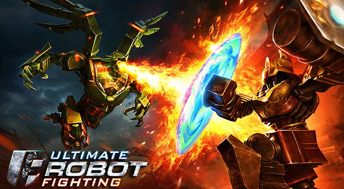 #1 Robot Fighting Game #Robots #Games