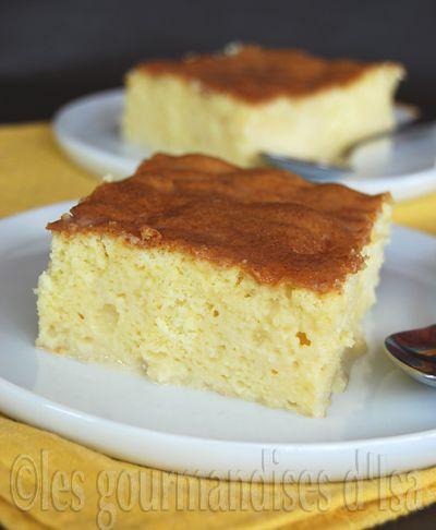 Les gourmandises d'Isa: TRES LECHES CAKE ( GÂTEAU AUX 3 LAITS )