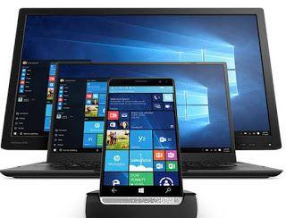 HP Elite X3 Smartphone Windows dengan Spesifikasi Tinggi