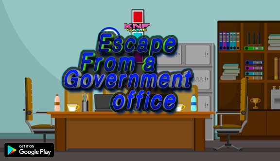 http://www.knfgame.com/knf-escape-government-office/   Knf Escape From a Government office is the 162nd escape game from Knfgame. The story of the game is to escape from a government office. You have been working extra hours and unfortunately you have been locked inside the government office. click on the objects and solve interesting puzzles to escape. Good luck and have fun playing knf escape games, free online and point and click escape games.
