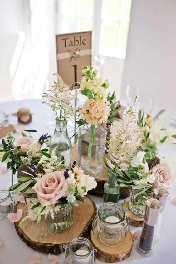 Fabulous Wedding Centrepieces
