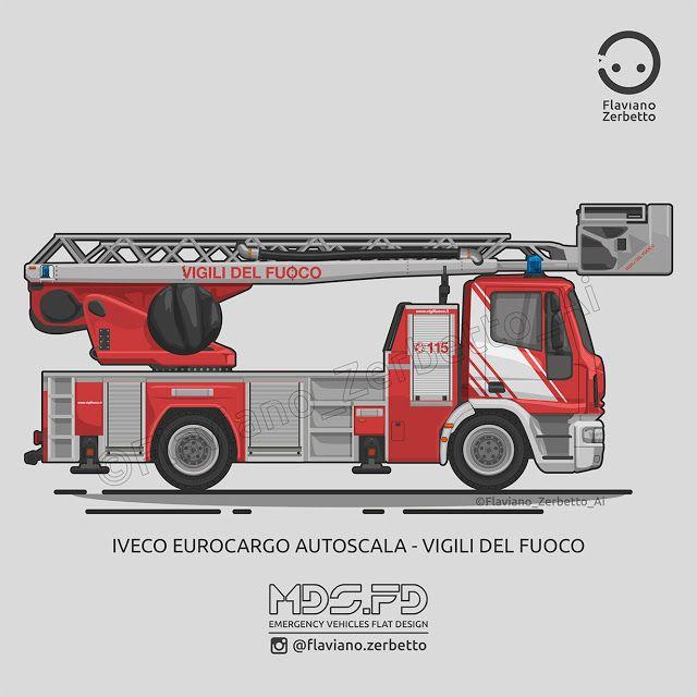 KombiT1: Iveco Eurocargo - Vigili del Fuoco